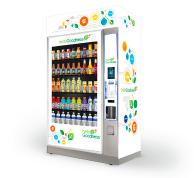 Hello Goodness Beverage Vending Machine