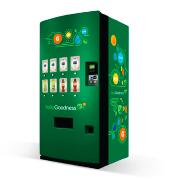 Hello Goodness Galaxy Beverage Vending Machine