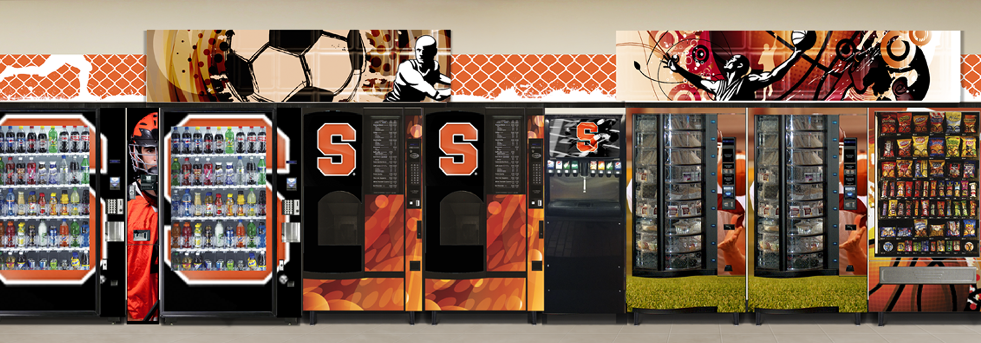 Syracuse University vending